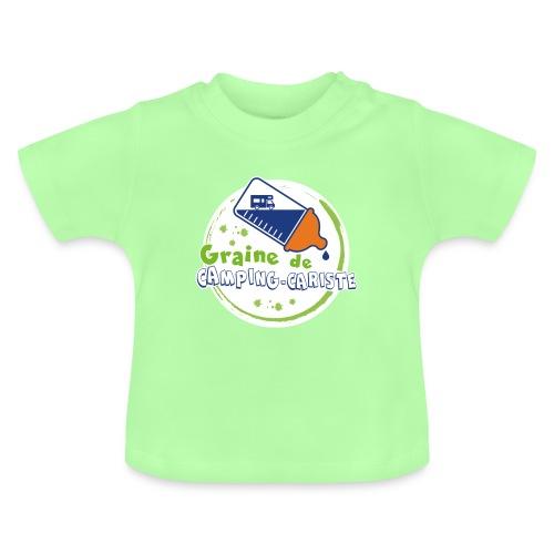 Graine de Camping-Cariste - T-shirt Bébé