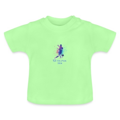 TuS Holstein Fußball - Baby T-Shirt