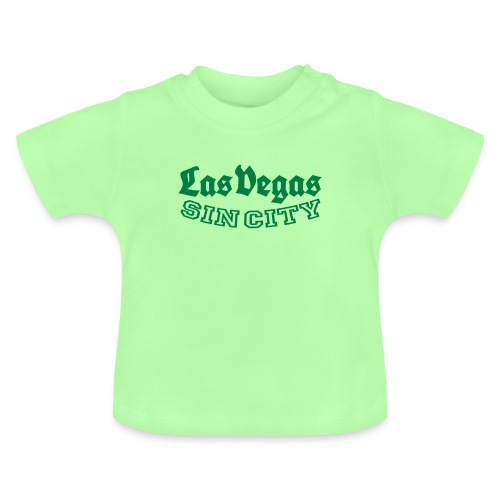 LAS VEGAS SIN CITY - Baby T-Shirt