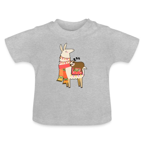 Funny Sloth Quotes - Baby T-Shirt
