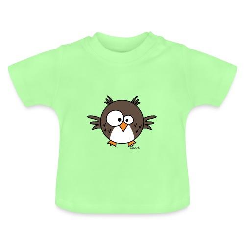 Hibou - T-shirt Bébé