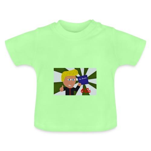 1960-luku - Vauvan t-paita