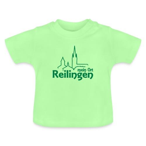 Mein Ort Reilingen - Baby T-Shirt