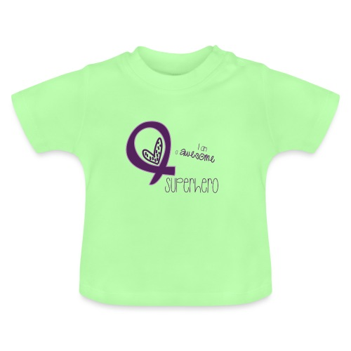 epi superhero - Baby T-Shirt