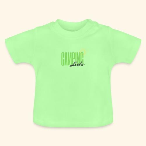 Campingliebe - Baby T-Shirt