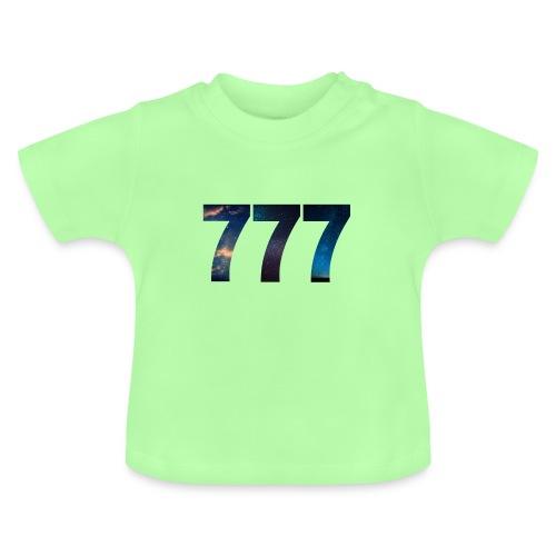 777 un nombre qui apporte chance et spiritualité - T-shirt Bébé