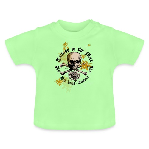 Logo Tattoos to the Max IIII - Baby T-Shirt