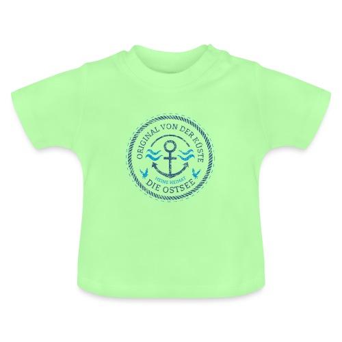 Ich bin ein Original von der Ostsee - Baby T-Shirt