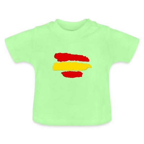 rayas de españa - Camiseta bebé