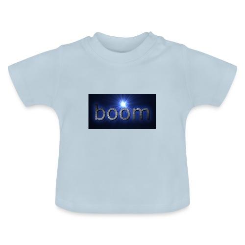 BOOOM - Koszulka niemowlęca