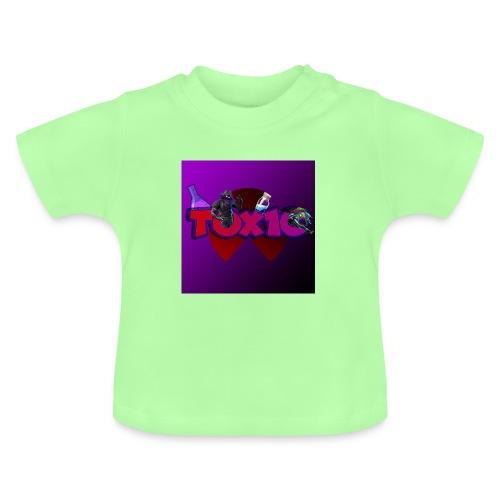 toxic paita - Vauvan t-paita