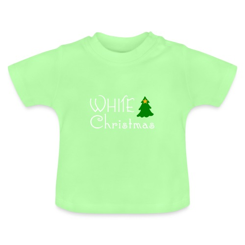 White Christmas - Baby T-Shirt