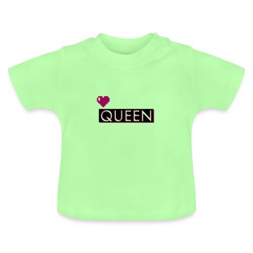 Queen, la regina - Maglietta per neonato