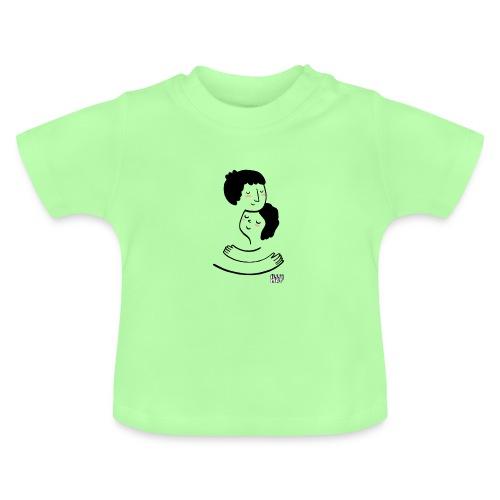 LYD 0002 00 Lieblingsmensch - Baby T-Shirt