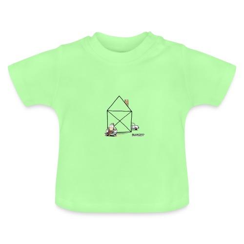 Stef 0003 00 Haus - Baby T-Shirt