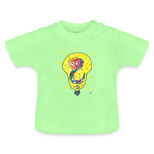 Happy Questionsnake - Baby T-Shirt