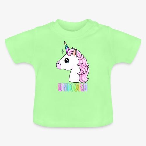 Unicorn - Maglietta per neonato