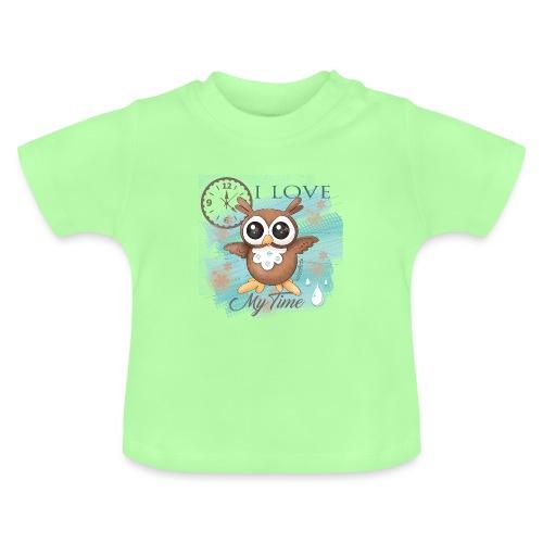 GUFO-E-TEMPO - Maglietta per neonato