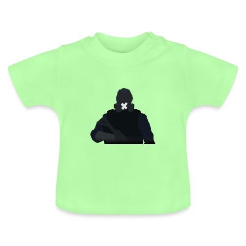Mute - Koszulka niemowlęca