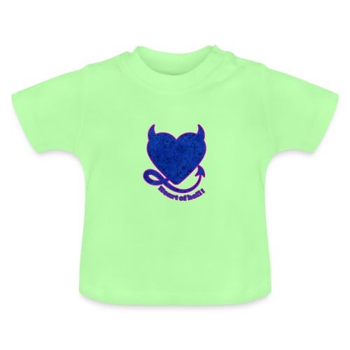 HEART OF HELL! - T-shirt Bébé
