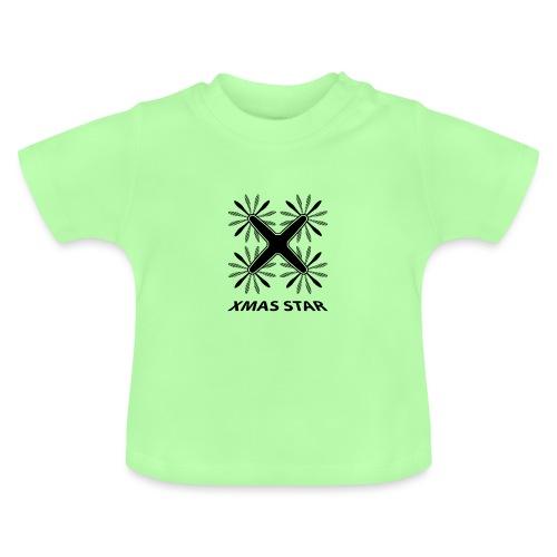 Nouvelle étoile de Noël - T-shirt Bébé