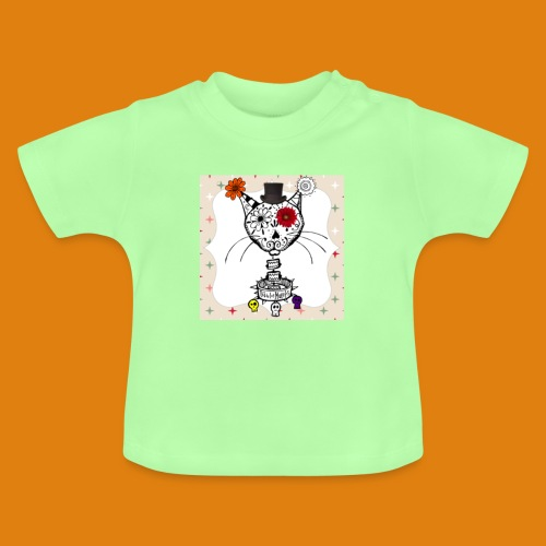 cat color - Baby T-Shirt