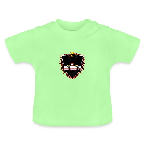 AUThority Gaming red - Baby T-Shirt