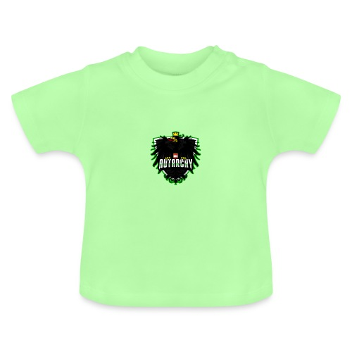 AUTarchy green - Baby T-Shirt