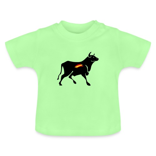 toro español - Camiseta bebé