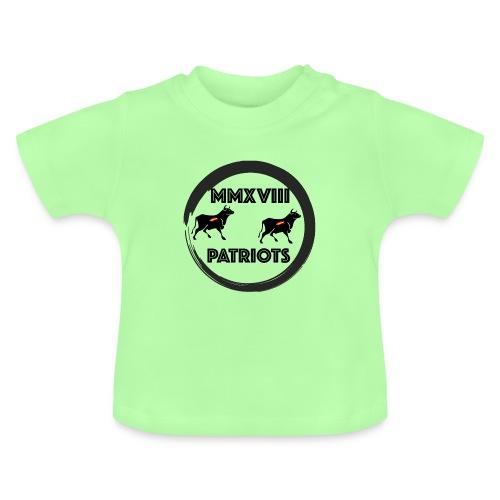 Patriots mmxviii - Camiseta bebé