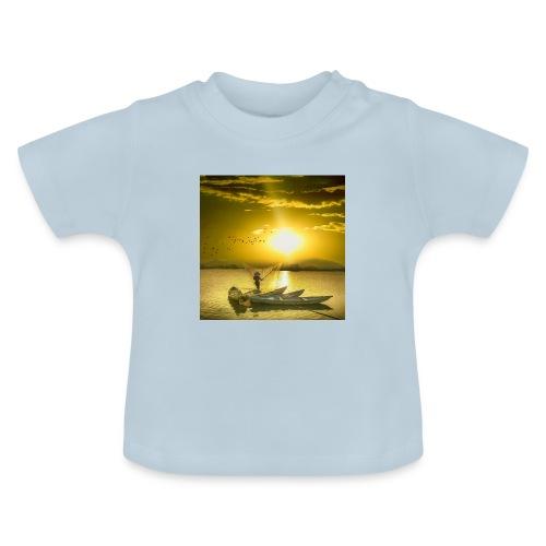 Tramonto - Maglietta per neonato
