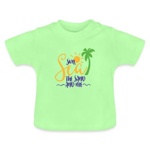 sunseasandandme - Baby T-Shirt