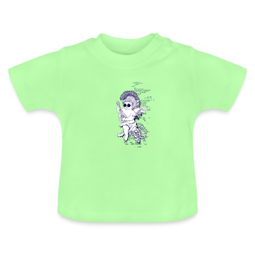 punk is not dead - Baby T-Shirt
