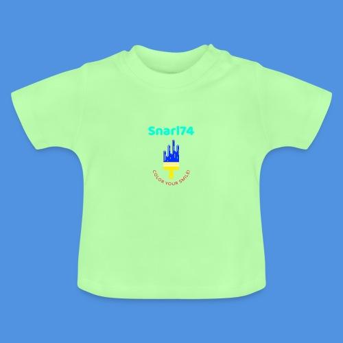 Paint - Maglietta per neonato