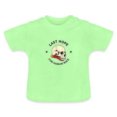 Skull and Red Horn - Maglietta per neonato