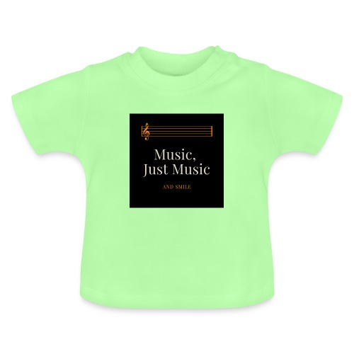 music - T-shirt Bébé