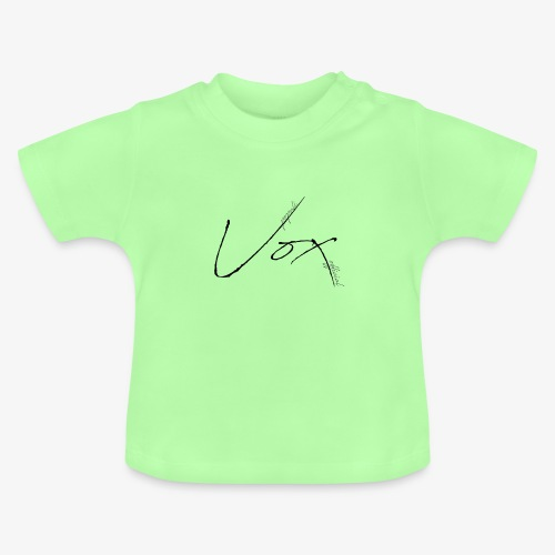 Logo Vox Paint - Maglietta per neonato