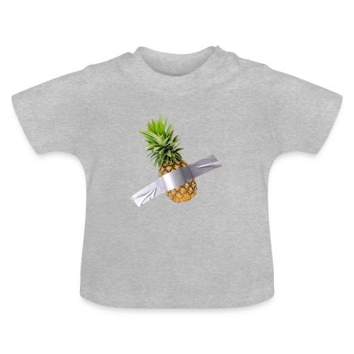Pineapple Art - Maglietta per neonato