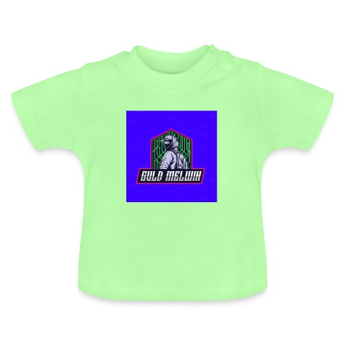 Guld Melwin - Baby-T-shirt
