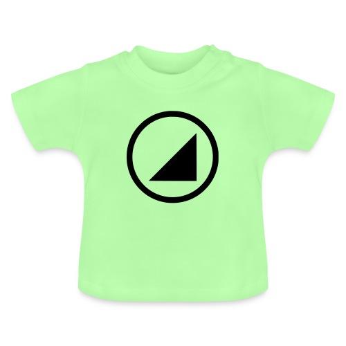 bulgebull marca oscura - Camiseta bebé