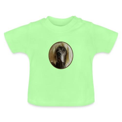 D O G G E mit Perücke - Baby T-Shirt