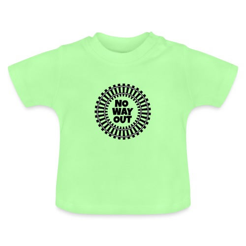no way out - Camiseta bebé