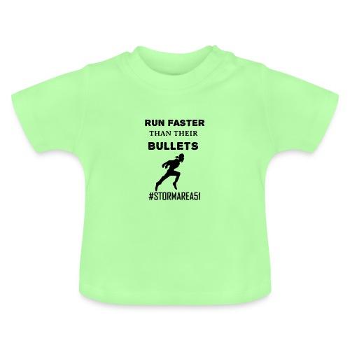 1st annual area si 5k fun - Vauvan t-paita