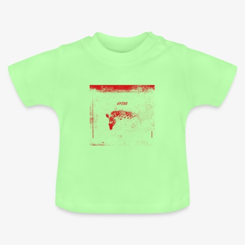 Hyena Red - Baby-T-shirt