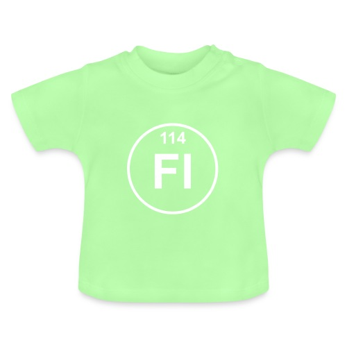 Flerovium (Fl) (element 114) - Baby T-Shirt