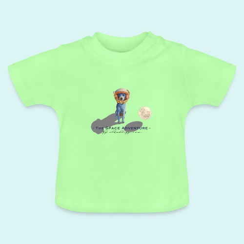 The Space Adventure - Baby T-Shirt