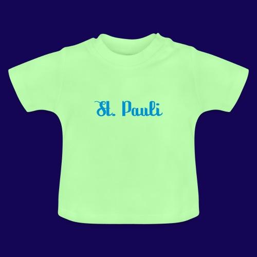 St. Pauli Logotype: Dein Kieztour Begleiter - Baby T-Shirt