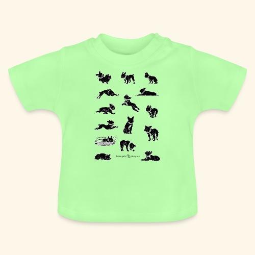 Frenchie - T-shirt Bébé
