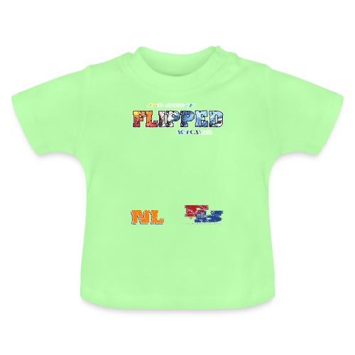 Flipped Racing, Do Some W / Logo - Baby T-Shirt