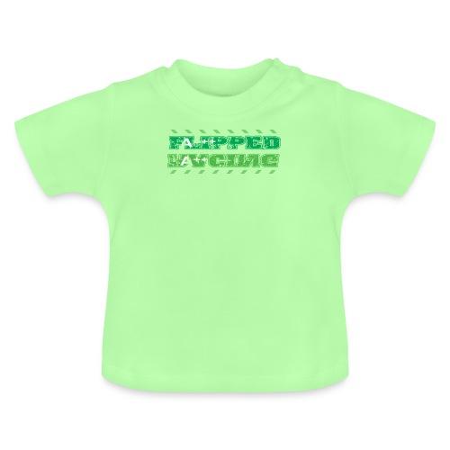 Flipped Racing, A-Plus No Logo - Baby T-Shirt